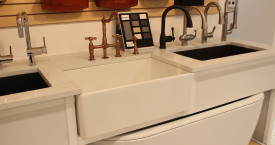 Sink & Faucet Displays