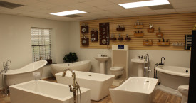 Bath Tub Displays
