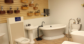 Bath & Sink Displays