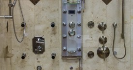 A Working Display for Toto Keane & Multi-Task Shower Panel