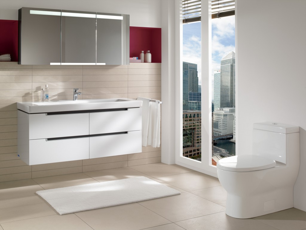 Bathroom Furniture From Villeroy  u0026amp  Boch For Every Outlook On Life. Villeroy And Boch Bathroom Mirror Cabinets   Rukinet com