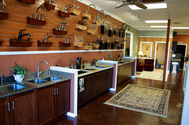 Showroom gallery josco supply showroom in austin tx - Kitchen sinks austin tx ...